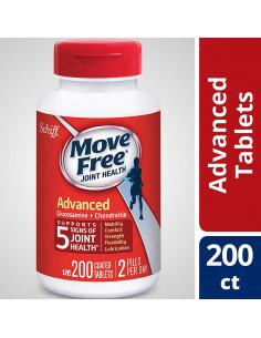 Schiff Move Free 200tables...