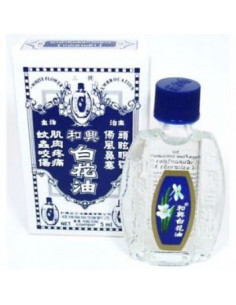 REMEDIOOLEOBRANCOPQ - 和興白花油5ml