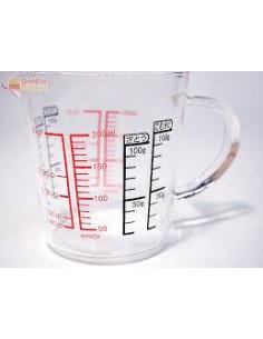- FUKOO玻璃量杯-200ml