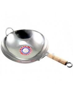 - 1尺3白鐵鍋