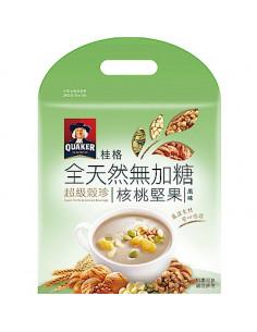 - 桂格超級穀珍 核桃堅果 (27g*12包)