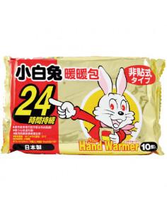 - 小白兔暖暖包24小時 10片