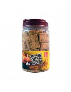 老楊芝麻鹹酥方塊酥