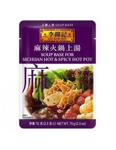 SOpA PICANTE - 李錦記麻辣火鍋上湯70G