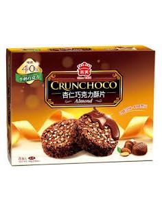 Almendra Crunchoco 280g -...