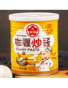 牛頭牌咖哩炒醬737g