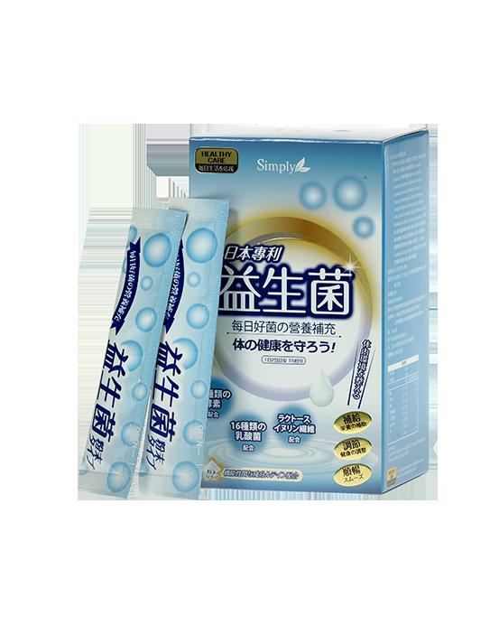 - Simply 日本專利益生菌(30包)