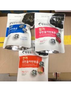 - 韓尚宮鮭魚海苔酥30g