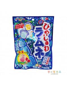 - 扇雀飴彈珠汽水糖55g