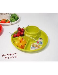 - BBQ dish 綜合淺型萬用盤/G