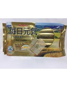 - 每日元氣黃金燕麥蘇打餅-