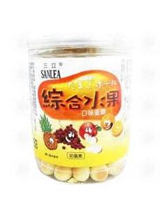 - 水果蛋酥