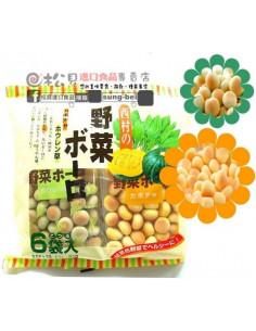 - 西村嬰兒野菜蛋酥6袋