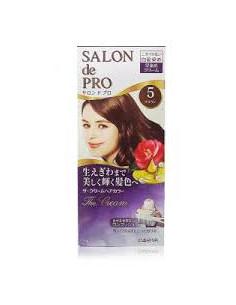 - 沙龍白髮染髮劑5