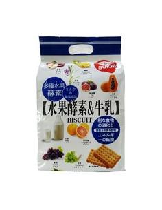 - 新世紀水果酵素牛奶餅306g