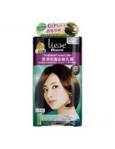 - 莉婕頂級涵養髮膜染髮-淺棕