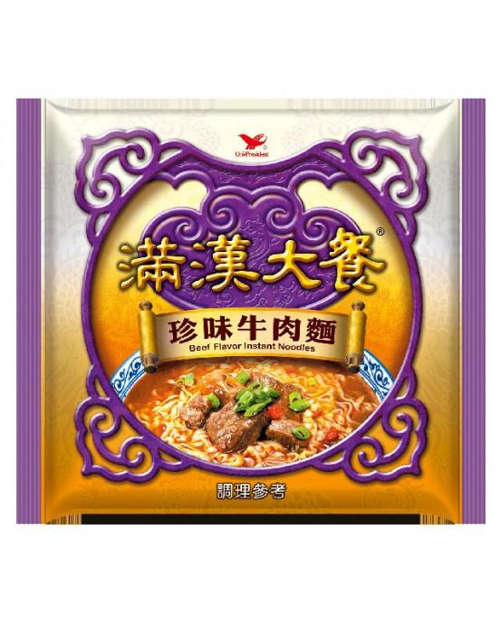 FIDEO INSTANTANEOUS - 滿漢大餐珍味牛肉200g包