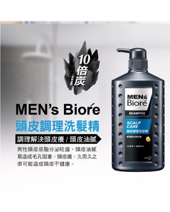 MEN'S BIORE SHAMPOO STRONG HAI0ML -...
