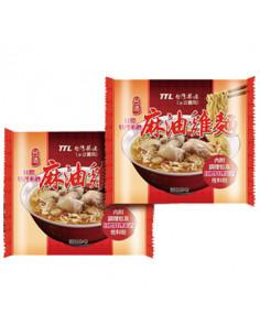 - 台酒紅標料理米酒麻油雞麵(包裝)200g