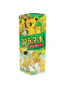 Lotte樂天小熊餅-巧克力41g