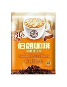 伯朗咖啡3合一焦糖瑪奇15G*30包