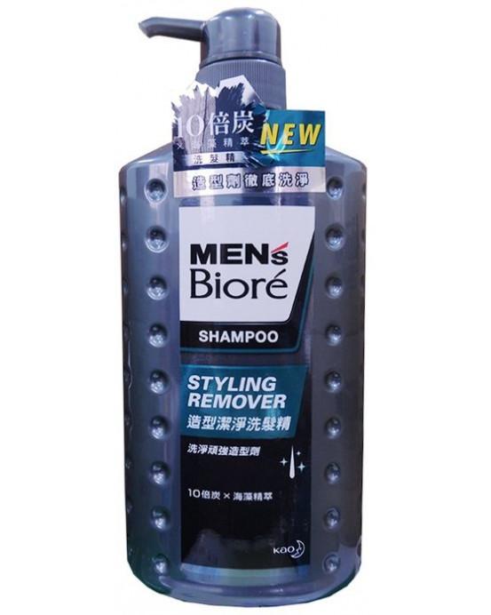 MEN'S BIORE SHAMPOO STYLING REMOVER -...