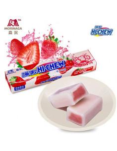 森永-嗨啾草莓20人
