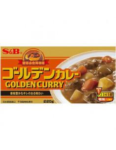 S&B金牌咖哩甜味 220g